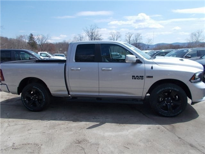 2018 Ram 1500 Quad Cab 4x4, Pickup #180259 - photo 6