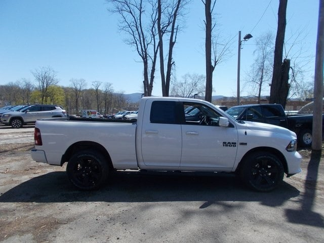 2018 Ram 1500 Quad Cab 4x4, Pickup #180446 - photo 6