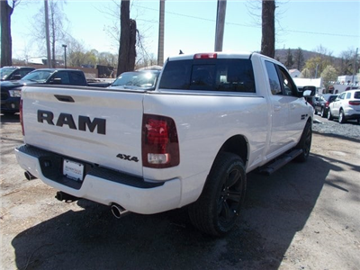 2018 Ram 1500 Quad Cab 4x4, Pickup #180446 - photo 2