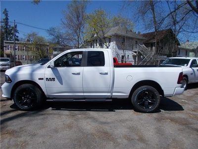 2018 Ram 1500 Quad Cab 4x4, Pickup #180446 - photo 5