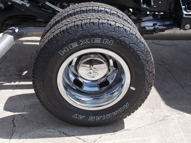 2018 Ram 3500 Regular Cab DRW 4x4,  Cab Chassis #180785 - photo 10