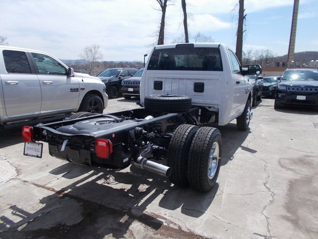2018 Ram 3500 Regular Cab DRW 4x4,  Cab Chassis #180785 - photo 2