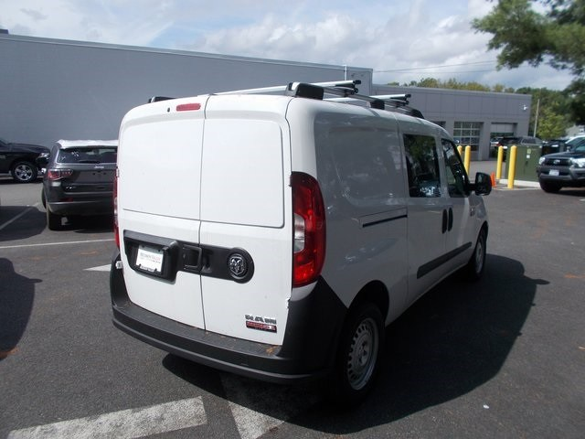 2018 ProMaster City FWD,  Empty Cargo Van #181332 - photo 8