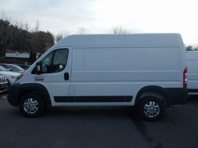 2018 ProMaster 1500 High Roof FWD,  Empty Cargo Van #181406 - photo 8