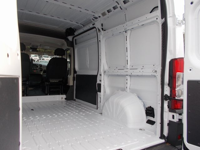 2018 ProMaster 1500 High Roof FWD,  Empty Cargo Van #181406 - photo 9