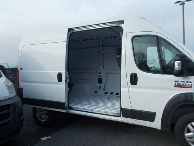 2018 ProMaster 1500 High Roof FWD,  Empty Cargo Van #181406 - photo 12