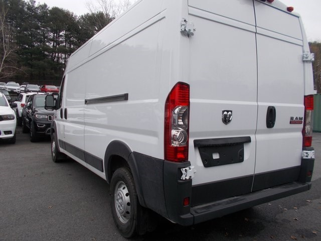 2018 ProMaster 2500 High Roof FWD,  Empty Cargo Van #181504 - photo 8