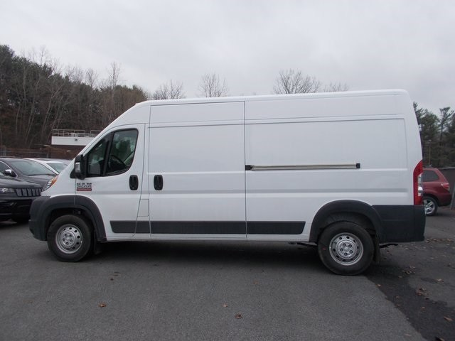 2018 ProMaster 2500 High Roof FWD,  Empty Cargo Van #181504 - photo 9