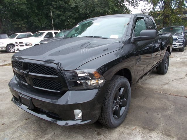 2019 Ram 1500 Quad Cab 4x4,  Pickup #190184 - photo 4