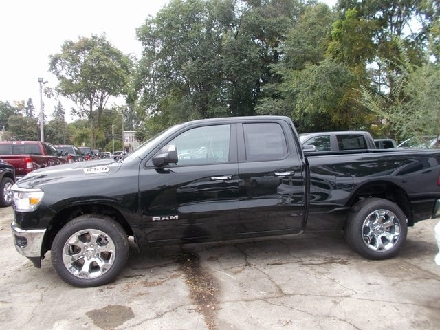 2019 Ram 1500 Quad Cab 4x4,  Pickup #190201 - photo 10