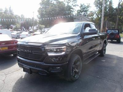 2019 Ram 1500 Quad Cab 4x4,  Pickup #190276 - photo 4