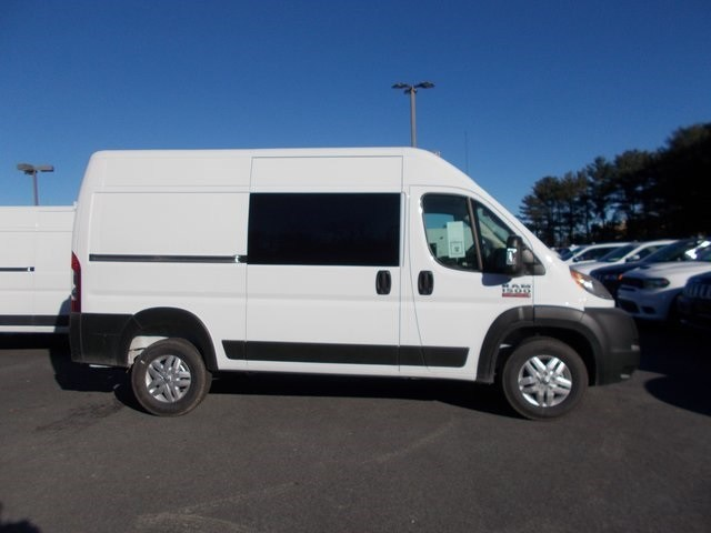 2019 ProMaster 1500 High Roof FWD,  Empty Cargo Van #190332 - photo 5