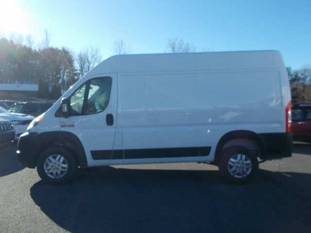 2019 ProMaster 1500 High Roof FWD,  Empty Cargo Van #190332 - photo 9