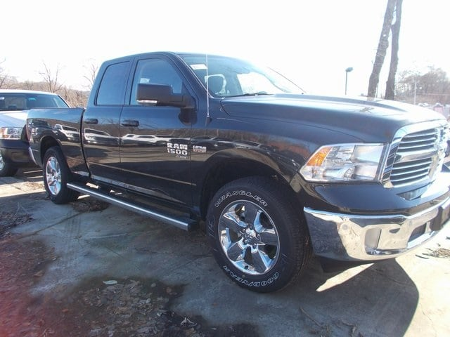 2019 Ram 1500 Quad Cab 4x4,  Pickup #190341 - photo 5