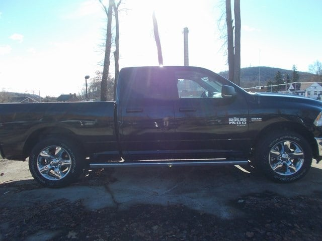 2019 Ram 1500 Quad Cab 4x4,  Pickup #190341 - photo 6