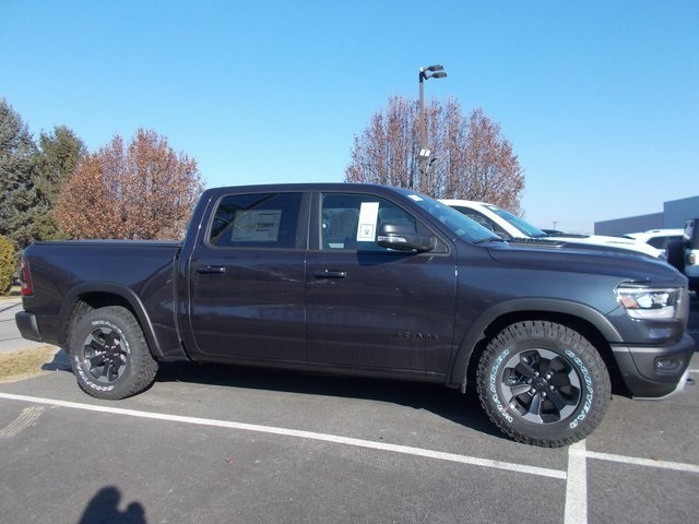 2019 Ram 1500 Crew Cab 4x4,  Pickup #190388 - photo 6