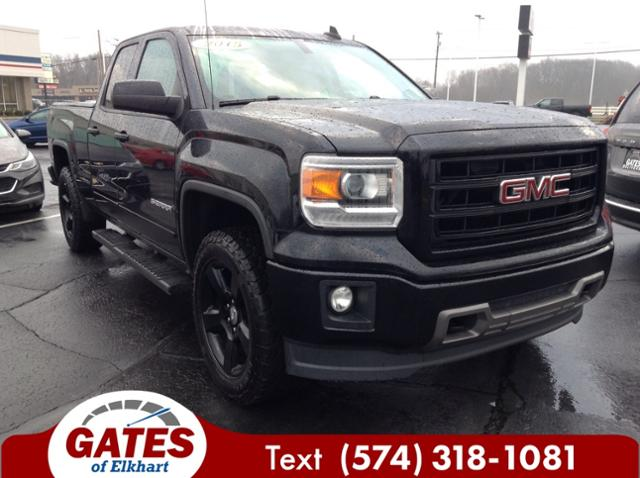2015 Sierra 1500 Double Cab 4x4, Pickup #E1513P1A - photo 1