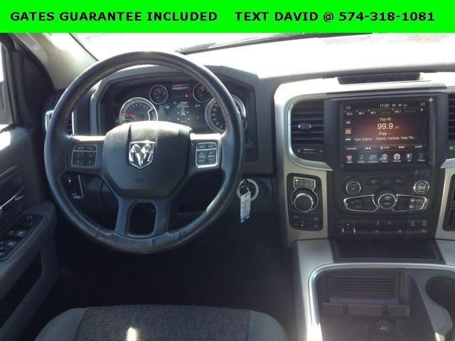 2016 Ram 1500 Crew Cab 4x4,  Pickup #E1542P - photo 11