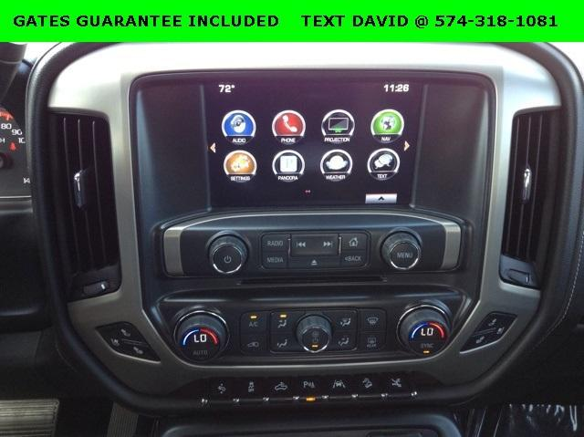 2016 Sierra 1500 Crew Cab 4x4, Pickup #E1554P - photo 14