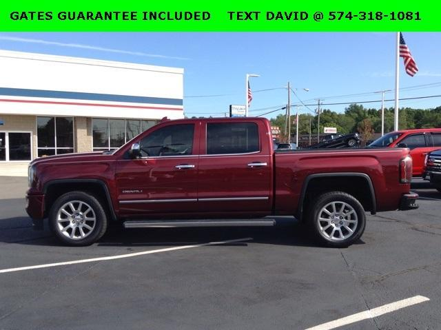 2016 Sierra 1500 Crew Cab 4x4, Pickup #E1554P - photo 5