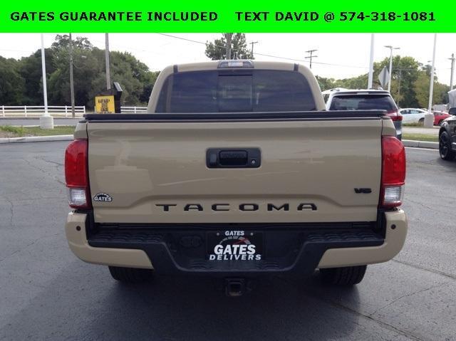 2017 Tacoma Double Cab 4x4,  Pickup #E1603P - photo 2