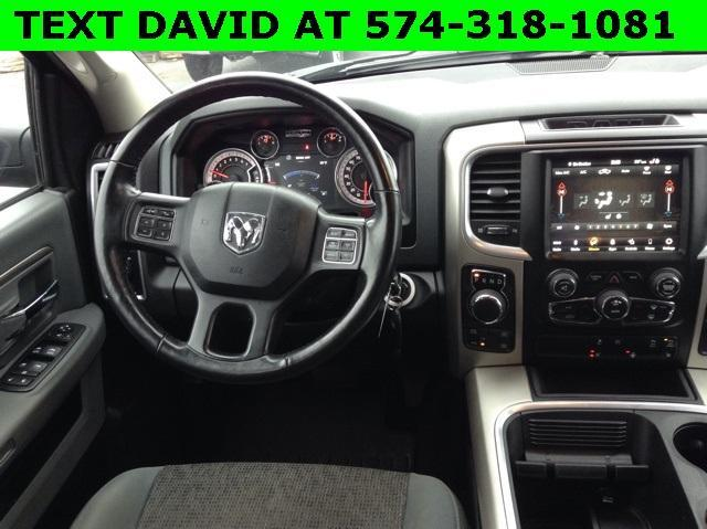2018 Ram 1500 Crew Cab 4x4, Pickup #E1761P - photo 10