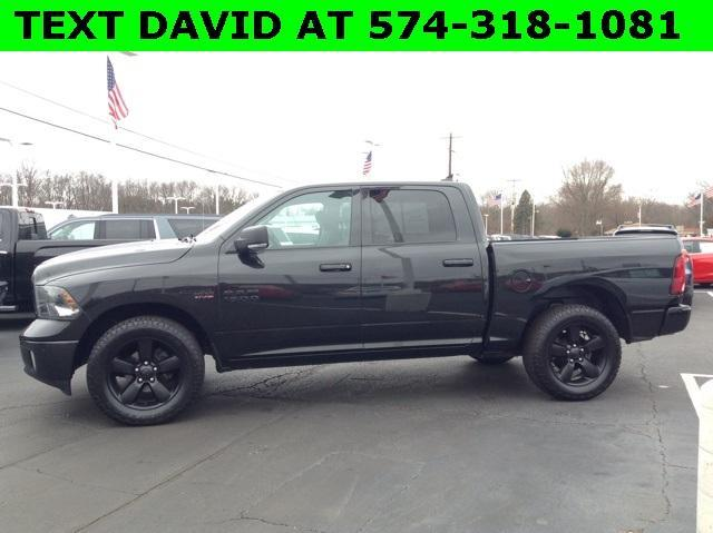 2018 Ram 1500 Crew Cab 4x4, Pickup #E1761P - photo 5