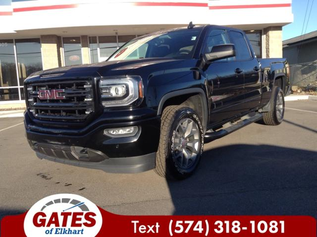 2017 Sierra 1500 Double Cab 4x4, Pickup #E1834P - photo 4