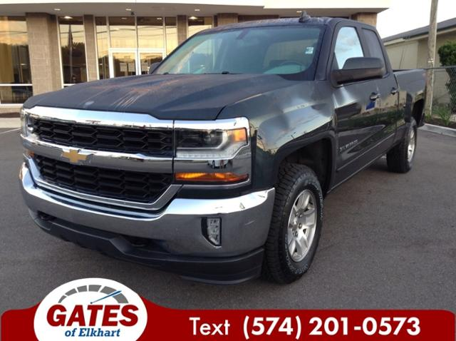 2018 Chevrolet Silverado 1500 Double Cab 4x4, Pickup #E2121P - photo 1