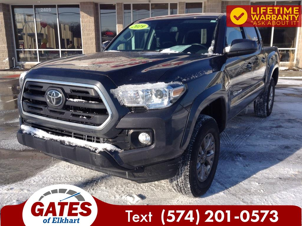 2019 Toyota Tacoma Double Cab 4x4, Pickup #E2441P - photo 1