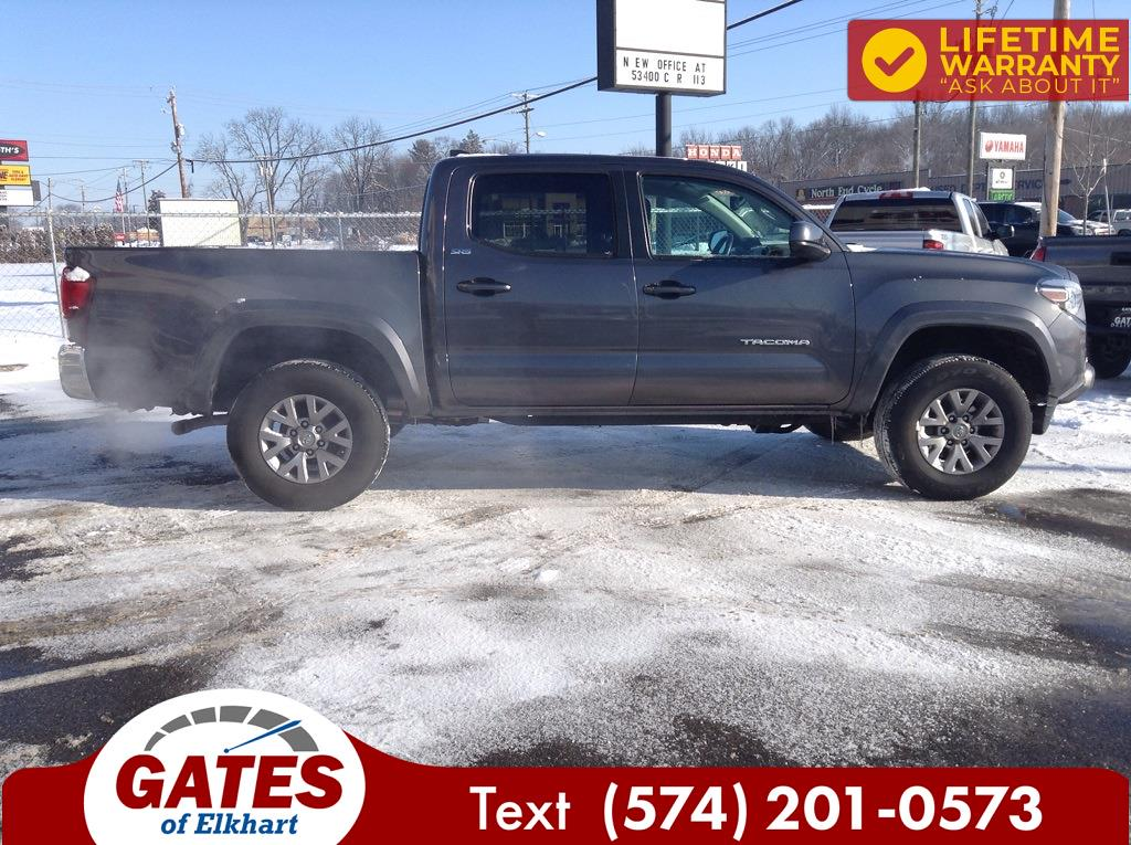 2019 Toyota Tacoma Double Cab 4x4, Pickup #E2441P - photo 9