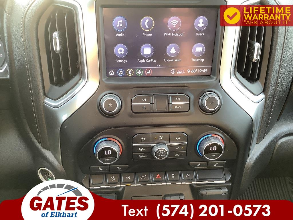 2020 Chevrolet Silverado 1500 Double Cab 4x4, Pickup #E2725P - photo 14