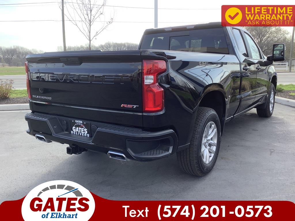 2020 Chevrolet Silverado 1500 Double Cab 4x4, Pickup #E2725P - photo 8