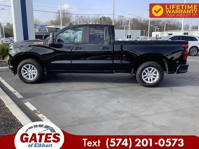 2020 Chevrolet Silverado 1500 Double Cab 4x4, Pickup #E2725P - photo 5