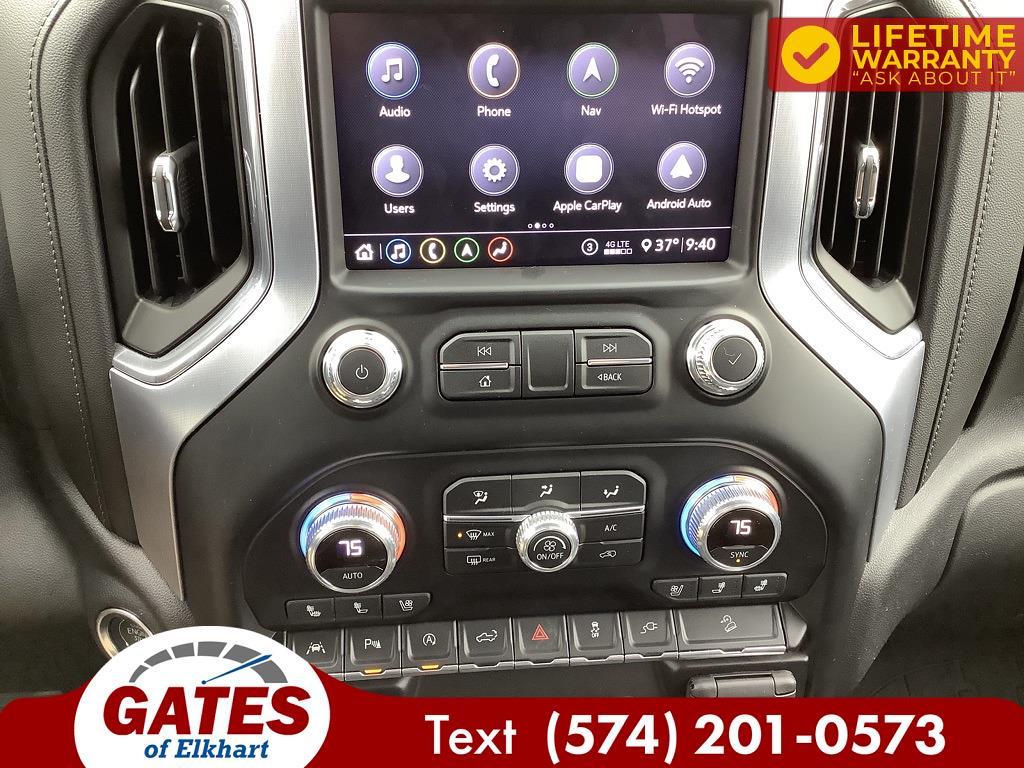 2020 GMC Sierra 1500 Crew Cab 4x4, Pickup #E2735K - photo 14