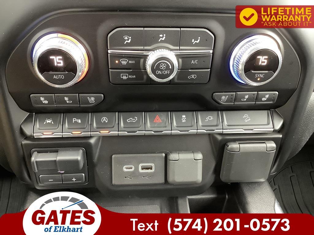 2020 GMC Sierra 1500 Crew Cab 4x4, Pickup #E2735K - photo 15
