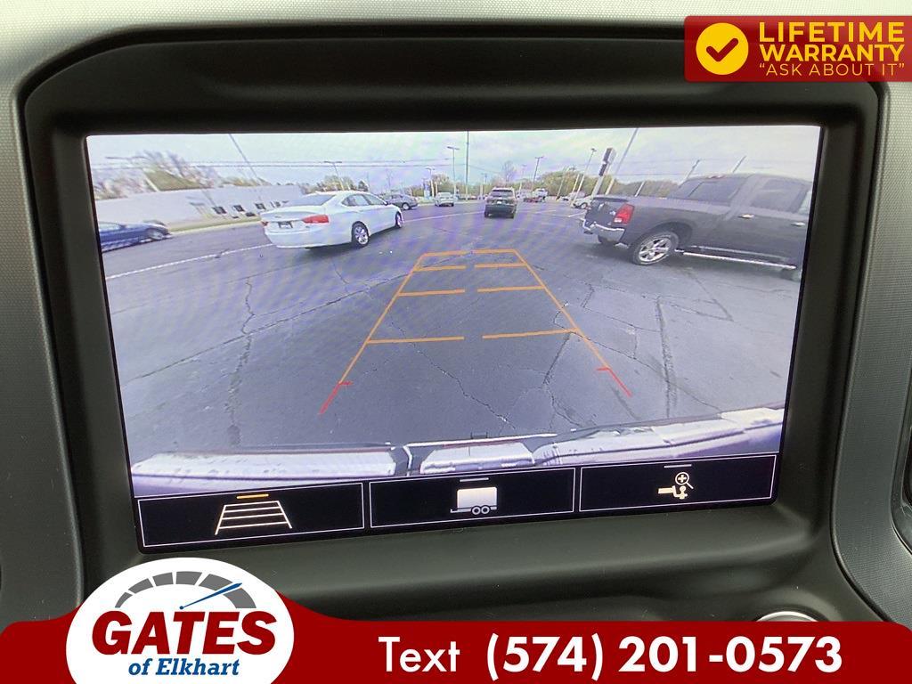 2020 GMC Sierra 1500 Crew Cab 4x4, Pickup #E2735K - photo 16