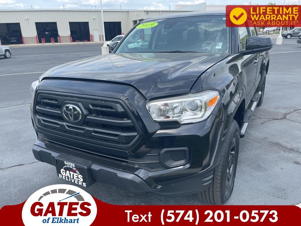 2019 Toyota Tacoma Double Cab 4x4, Pickup #E2748P - photo 1