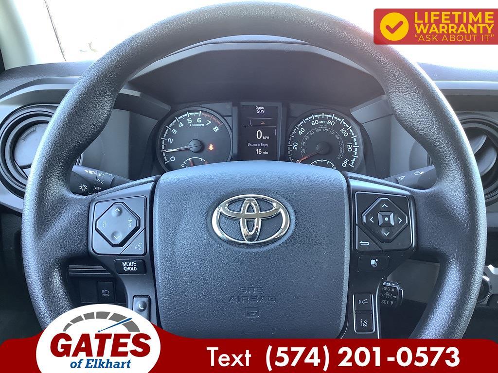 2019 Toyota Tacoma Double Cab 4x4, Pickup #E2748P - photo 5