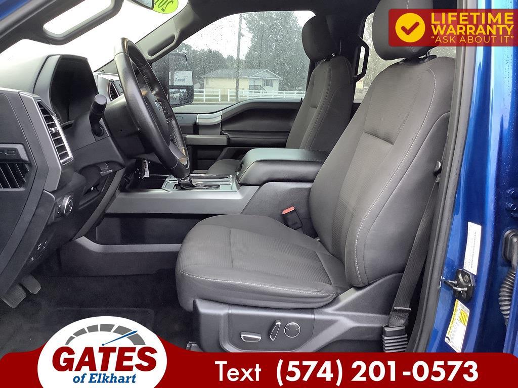 2017 F-150 SuperCrew Cab 4x4,  Pickup #E2908P1 - photo 19