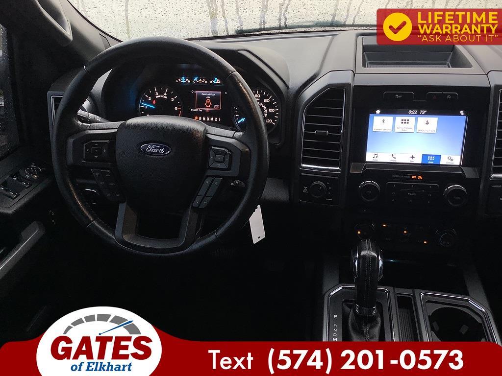2017 F-150 SuperCrew Cab 4x4,  Pickup #E2908P1 - photo 23