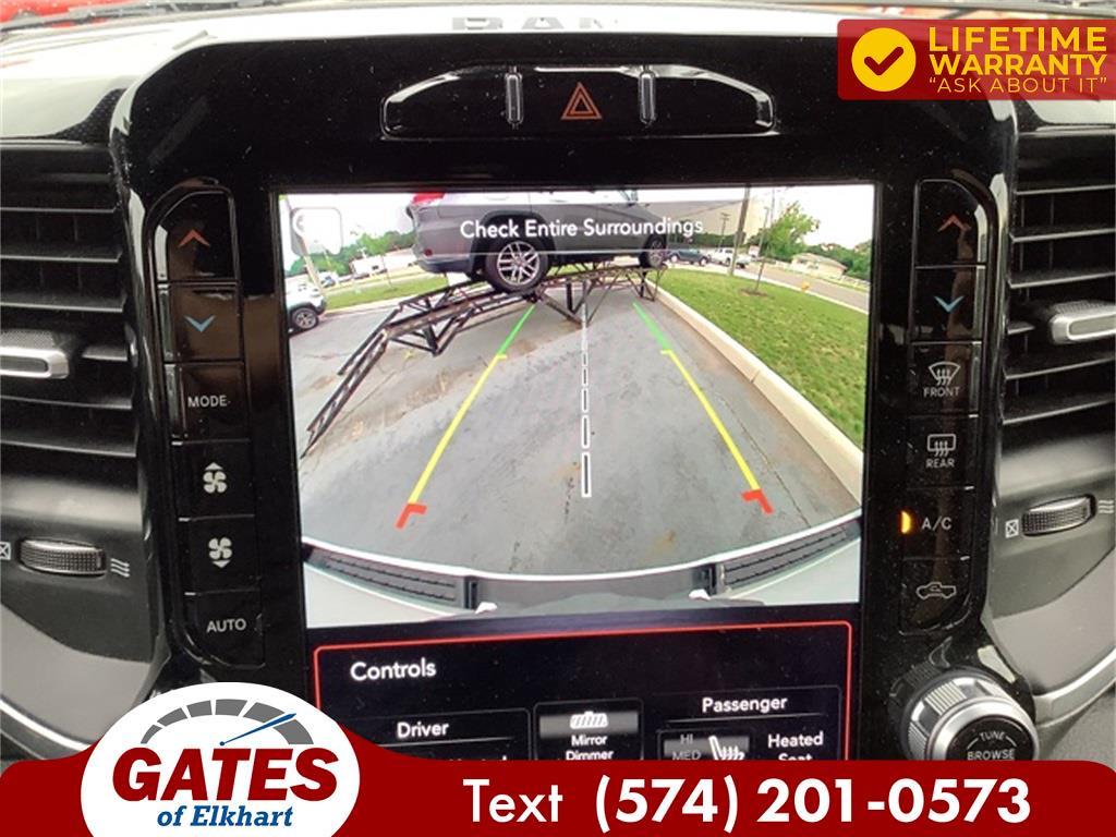 2020 Ram 1500 Crew Cab 4x4, Pickup #E2753P1A - photo 10