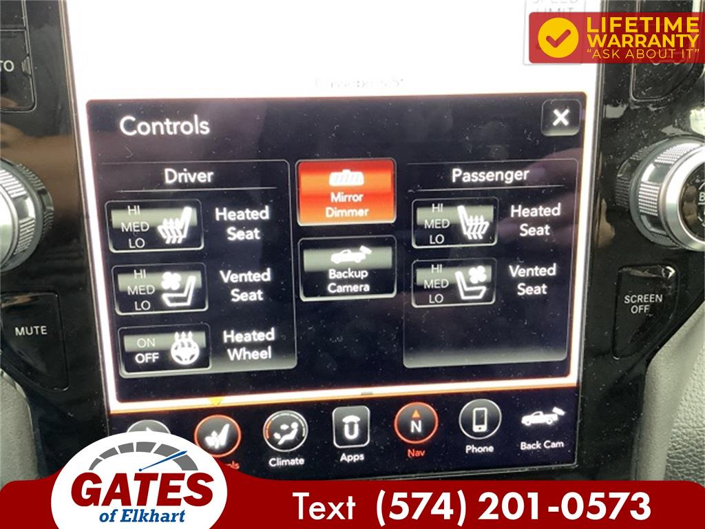 2020 Ram 1500 Crew Cab 4x4, Pickup #E2753P1A - photo 12