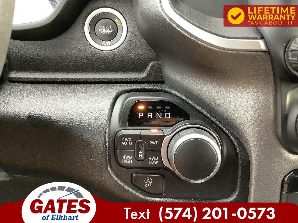 2019 Ram 1500 Crew Cab 4x4, Pickup #E2866P - photo 18