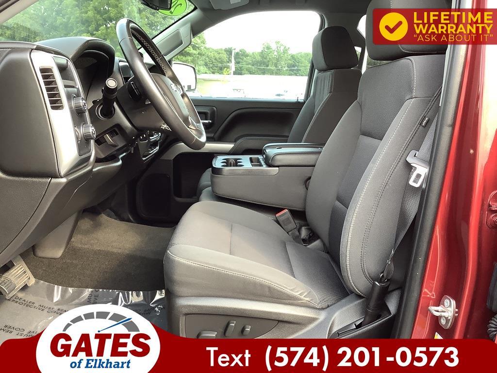 2018 Chevrolet Silverado 1500 Double Cab 4x4, Pickup #E2892P - photo 11