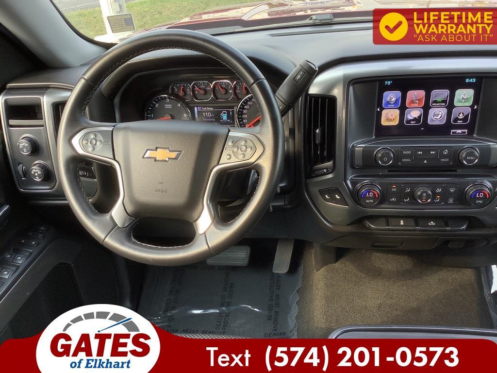 2018 Chevrolet Silverado 1500 Double Cab 4x4, Pickup #E2892P - photo 13