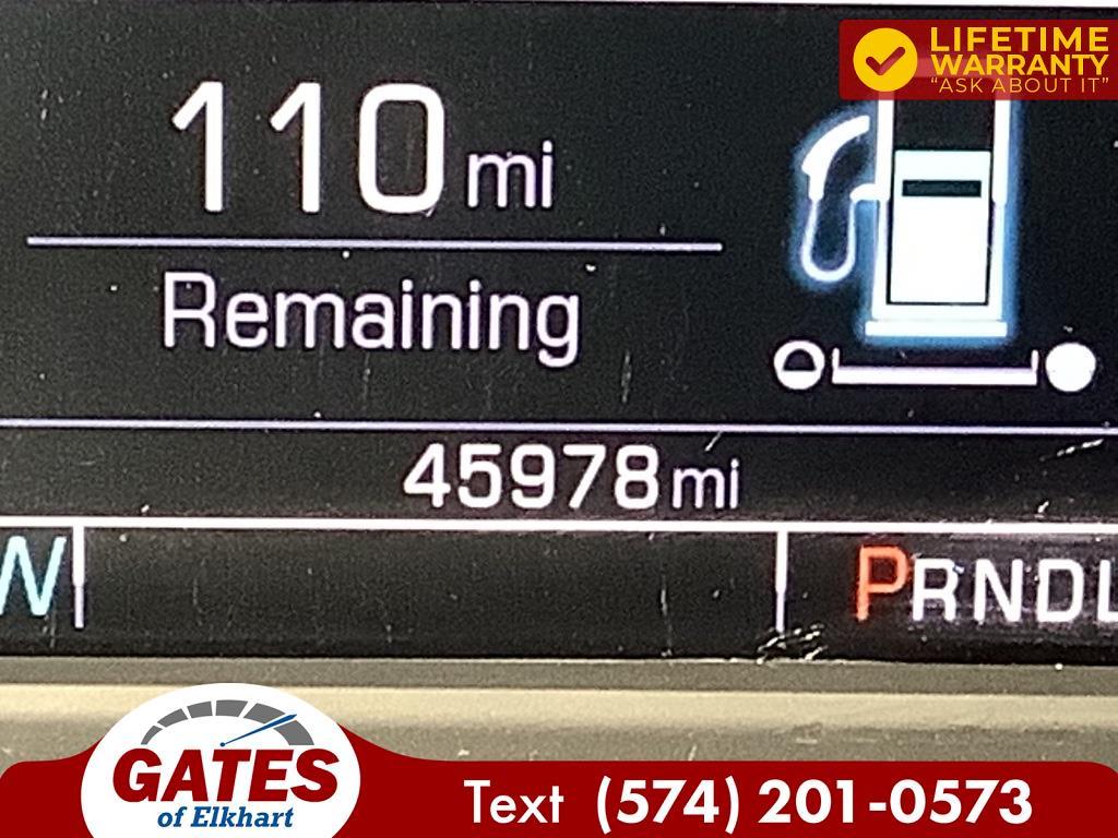 2018 Chevrolet Silverado 1500 Double Cab 4x4, Pickup #E2892P - photo 3