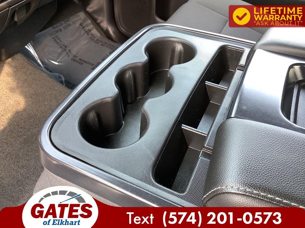 2018 Chevrolet Silverado 1500 Double Cab 4x4, Pickup #E2892P - photo 20