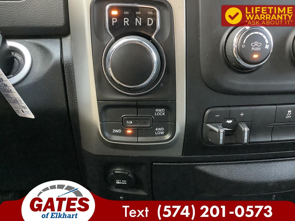 2017 Ram 1500 Crew Cab 4x4, Pickup #E2893K - photo 9