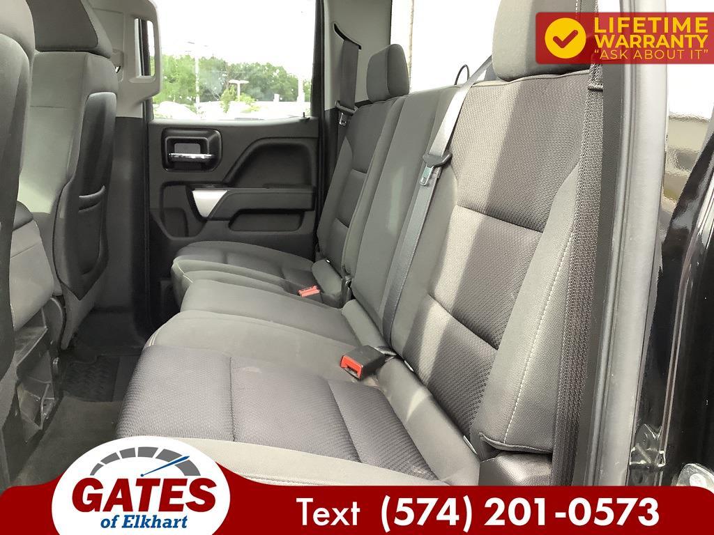 2015 Silverado 1500 Double Cab 4x4,  Pickup #E3010K - photo 11